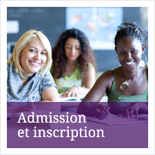 Admission et inscription 2017-2018